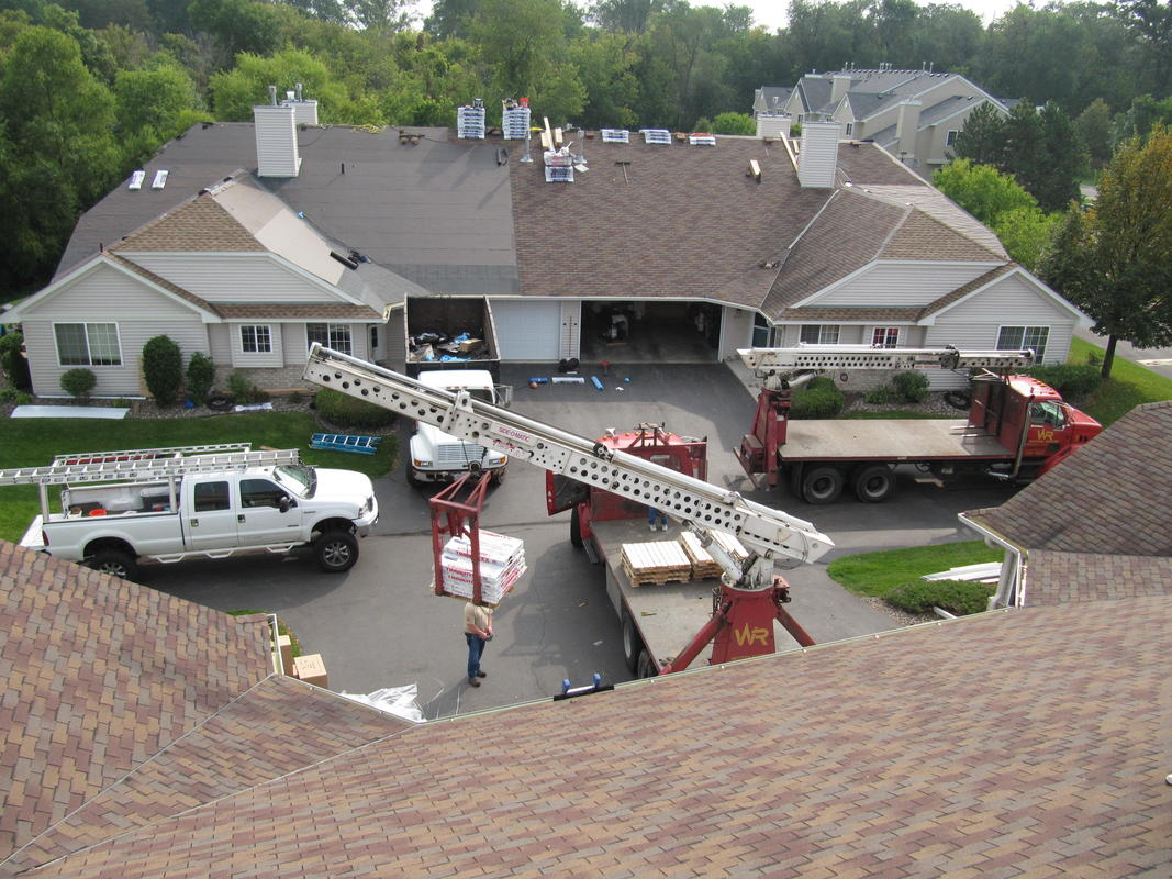 town Home Roofing Services